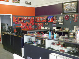 Store Front Counter